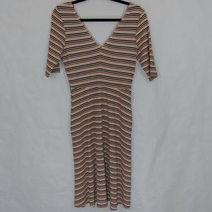 Socialite Nordstrom Soft Pullover Midi Dress Small